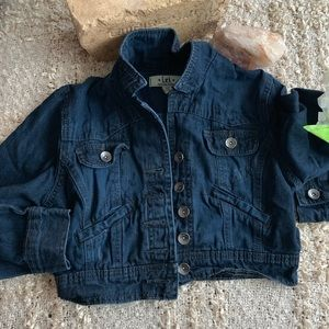 Children's Jr Small Lei Ohanna Jean Jacket